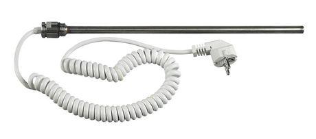 AQUALINE 500W elektrická vykurovacia tyč do kúpeľnového radiátora, 7585