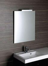 AQUALINE 60 x 70cm zrkadlo brúsené, 22469