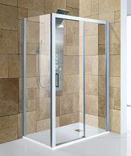 AQUATEK DYNAMIC R33 120 x 90cm pravý sprchový kút obdĺžnikový