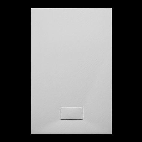 AQUATEK SMC ROCK 120 x 70cm obdĺžniková sprchová vanička extra nízka, polymér, SMCROCK120X70