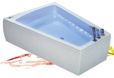 M-ACRYL Relax farebná terapia pre vane, 20 RGB LED