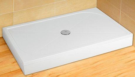 RADAWAY PAROS/NORIS D 140x80 pravý čelný panel pre obdĺžnikovú vaničku, MOD8014-03-1R