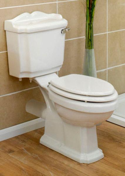 aqualine antik wc kombi v retro t le zadn odpad ak104 v etko pre k pe. Black Bedroom Furniture Sets. Home Design Ideas
