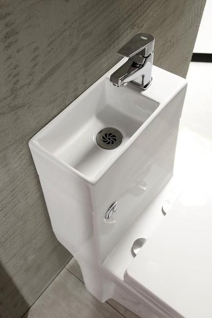 aqualine gavi wc kombi s um vadielkom du lne splachovanie zadn odpad pb102 v etko pre. Black Bedroom Furniture Sets. Home Design Ideas