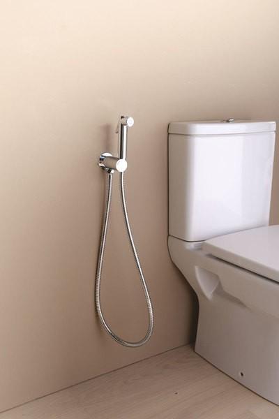 sapho ventil n stenn s bidetovou spr kou s poistkou chr m sg107 v etko pre k pe. Black Bedroom Furniture Sets. Home Design Ideas