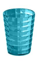 AQUALINE GLADY pohár, termoplast, priehľadný tyrkysový, GL9892