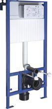 AQUALINE predstenový inštalačný modul pre suchú montáž, 52AL0103E