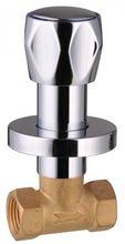 AQUALINE ventil podomietkový, chróm, VP621