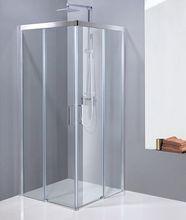 AQUATEK DYNAMIC A4 100cm sprchový kút štvorcový