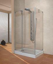 AQUATEK FRESH R13 100 x 80cm ľavý sprchový kút obdĺžnikový