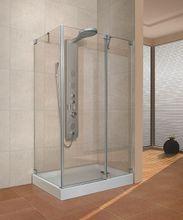 AQUATEK FRESH R13 100 x 80cm pravý sprchový kút obdĺžnikový