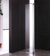 AQUATEK OASIS F2X 30cm bočná stena pohyblivá do kombinácie, sprchový kút bezdverový