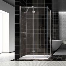 AQUATEK VIP 2000 R23 120 x 80cm sprchový kút obdĺžnikový