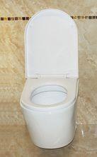 CERAMICA LATINA COMING 57cm WC závesné, so sedátkom