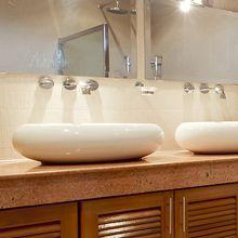 CERAMICA LATINA ROYAL3 65 x 43,5cm umývadlo na dosku oválne