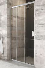 RAVAK BLIX BLDP3 90cm dvere do niky, profil lesk, sklo číre, X00H70C00Z