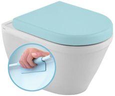 SAPHO CLAUDIA 52cm RIMLESS WC závesné, 71125364