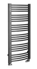 SAPHO FOCUS F 60 x 124cm vykurovacie teleso, antracit, F-613A