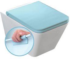 SAPHO ICON 55cm RIMLESS WC závesné, 31210101