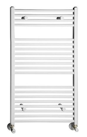 AQUALINE 45 x 97cm 426W rovný kúpeľňový radiátor, biely, ILR94E