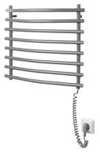 AQUALINE 57 x 46,5cm, 72W elektrický sušiak uterákov, strieborný, SU210A