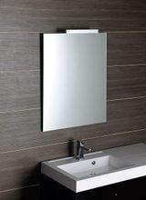 AQUALINE 40 x 60cm zrkadlo brúsené, 22491