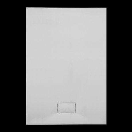 AQUATEK SMC GLOSSY 140 x 90cm obdĺžniková sprchová vanička extra nízka, polymér, SMCGLOSSY140X90