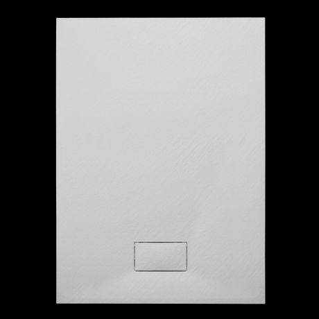 AQUATEK SMC ROCK 120 x 80cm obdĺžniková sprchová vanička extra nízka, polymér, SMCROCK120X80