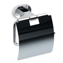 RAVAK CHROME držiak na toaletný papier CR 400.00 s krytom, chróm, X07P191