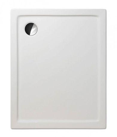 ROLTECHNIK FLAT KVADRO 120 x 80cm sprchová vanička obdĺžniková, akrylát, 8000123