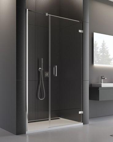 SANSWISS PUR PU31P 90cm ľavé dvere do niky alebo do kombinácie / sprchový kút rohový, chróm