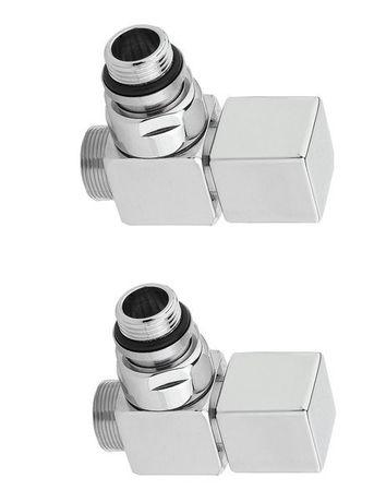 SAPHO CUBE sada pripojovacích ventilov pre bočné pripojenie, manuálna