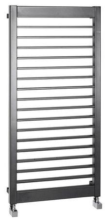 SAPHO MATEO 50 x 104,7cm vykurovacie teleso / kúpeľňový radiátor, antracit, MO502