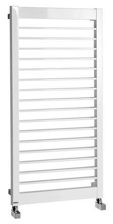 SAPHO MATEO 50 x 104,7cm vykurovacie teleso / kúpeľňový radiátor, biela, MO501